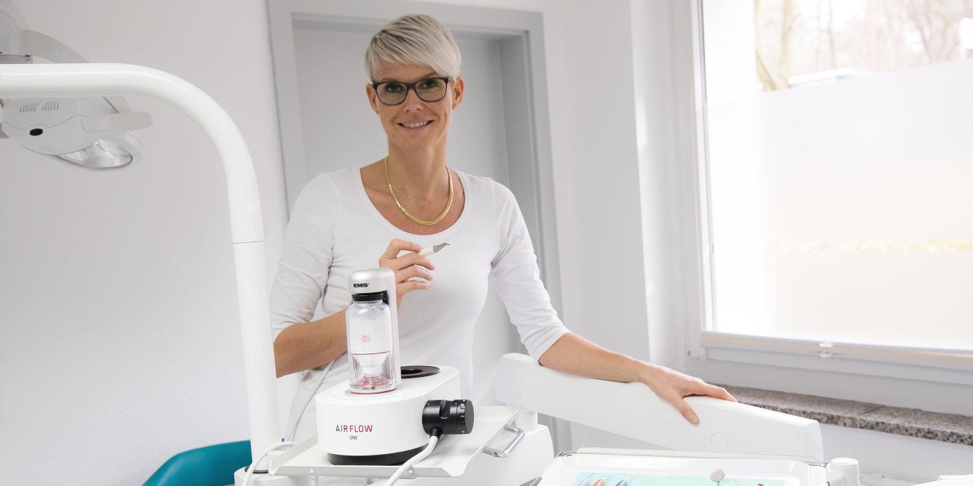 Professionelle Zahnreinigung Zahnarzt Ludwigsfelde