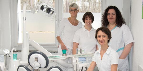 Praxis-Team - Zahnarzt Ludwigsfelde Dr.Fuchs